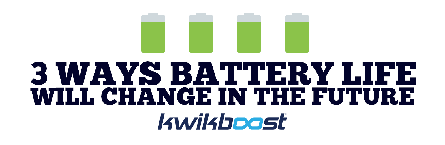 Battery Life |KwikBoost