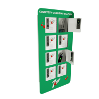 Phone Charging Locker: Lock, Leave and Charge. Perfectly Secure.