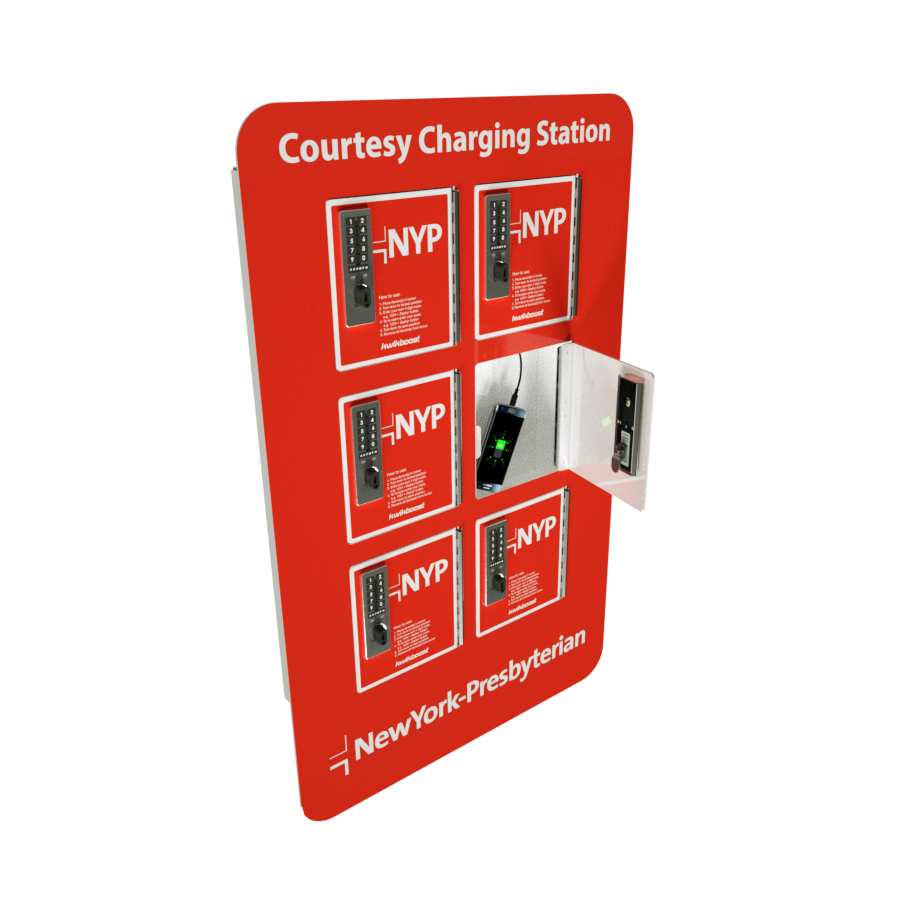 Phone Charging Lockers: Lock, Leave and Charge. Perfectly Secure.