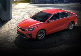The Fun And Sporty 2020 Kia Sedans