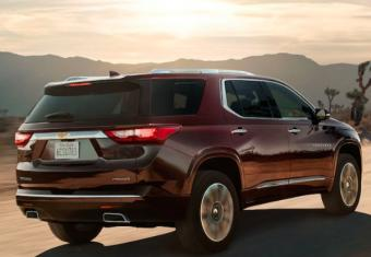 The Three Best Brands Of Full Size SUVs
