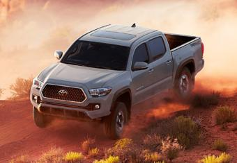 Check Out the Hottest Entry-Level Trucks