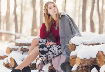 How To Spend Less When Shopping for Fall & Winter Dresses