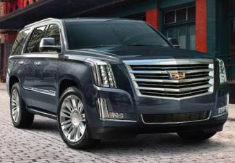 The Top 6 Full-Size SUVs