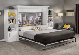 Comfort and Convenience With The Best Murphy Bed Brands