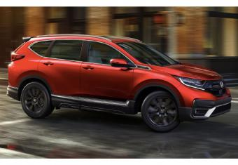 Top Three Newest SUVs for Families