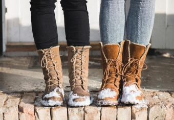 The Top Three Winter Boots for Snow and Ice