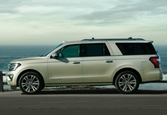 The Three Best Full Size SUVs