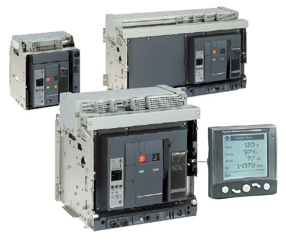 Schneider Electric Masterpact Nw Air Circuit Breakers Acbs