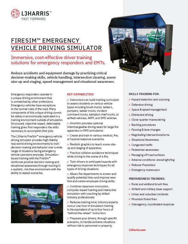 FireSim™ Brochure