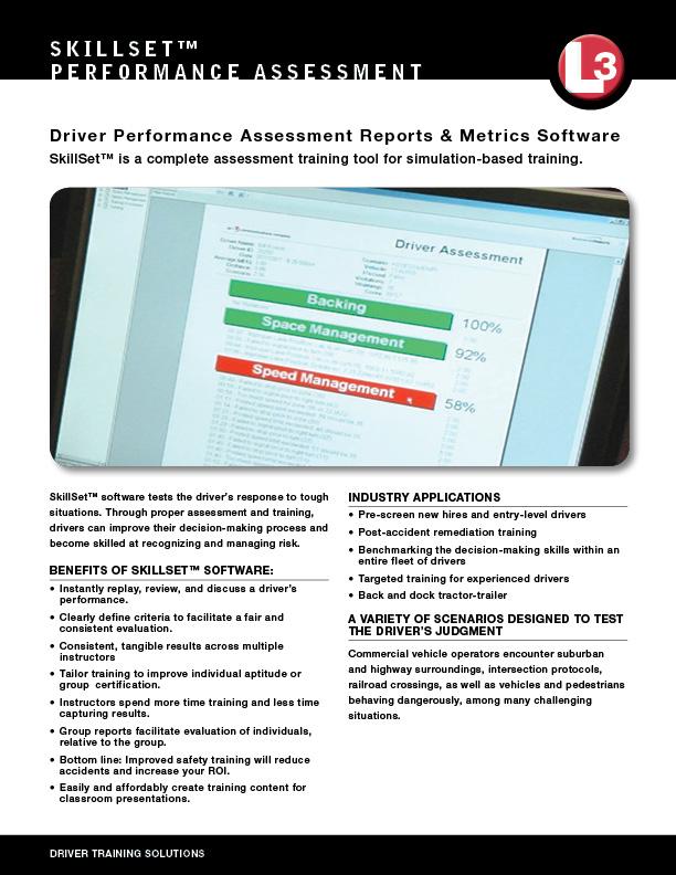 Skillset™ Assessment