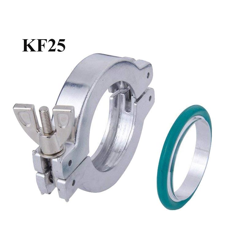 KF25  Aluminum Centering Ring  Lot of 5