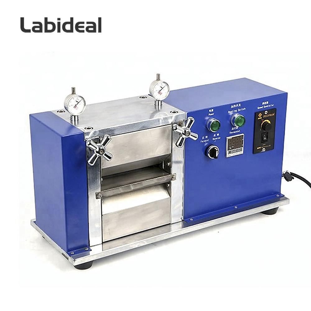 Lab Hot Roller Press Machine for Battery Electrode Sheet