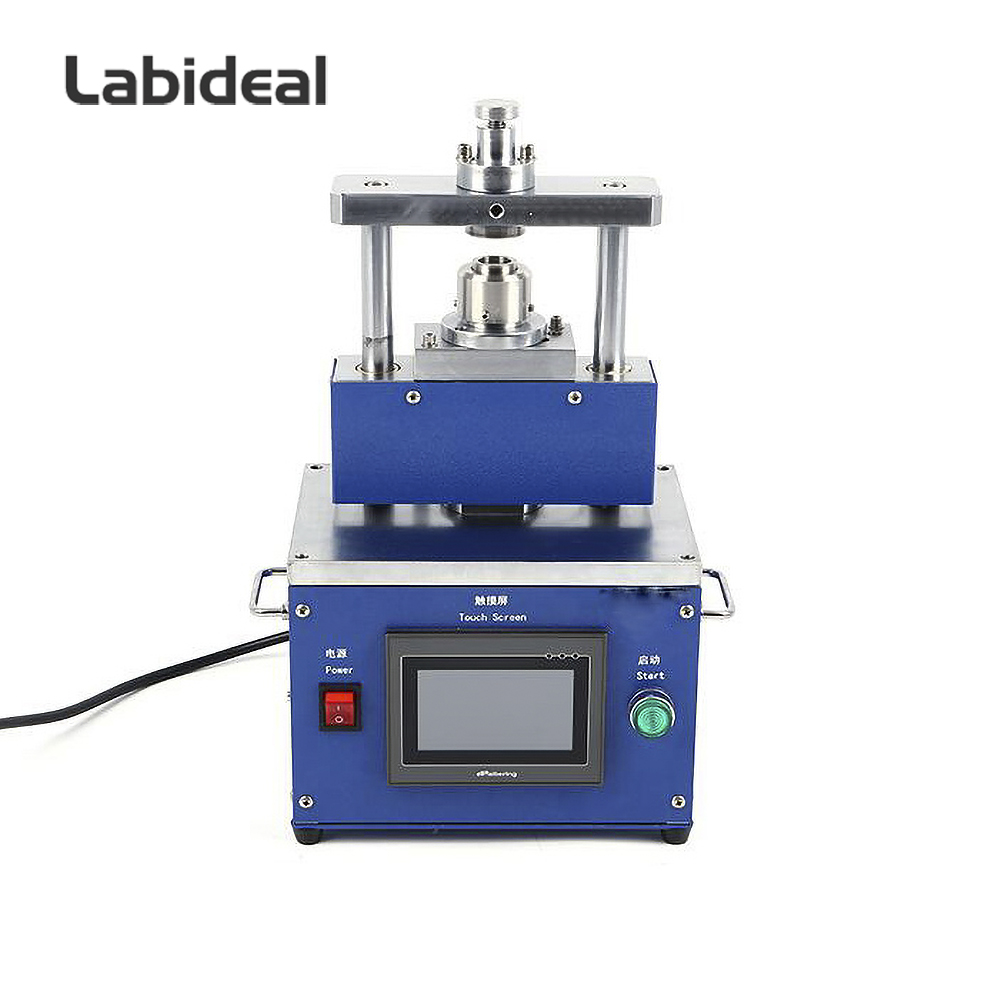 Electric Coin Cell Crimping Machine for Lab Button Battery Sealing