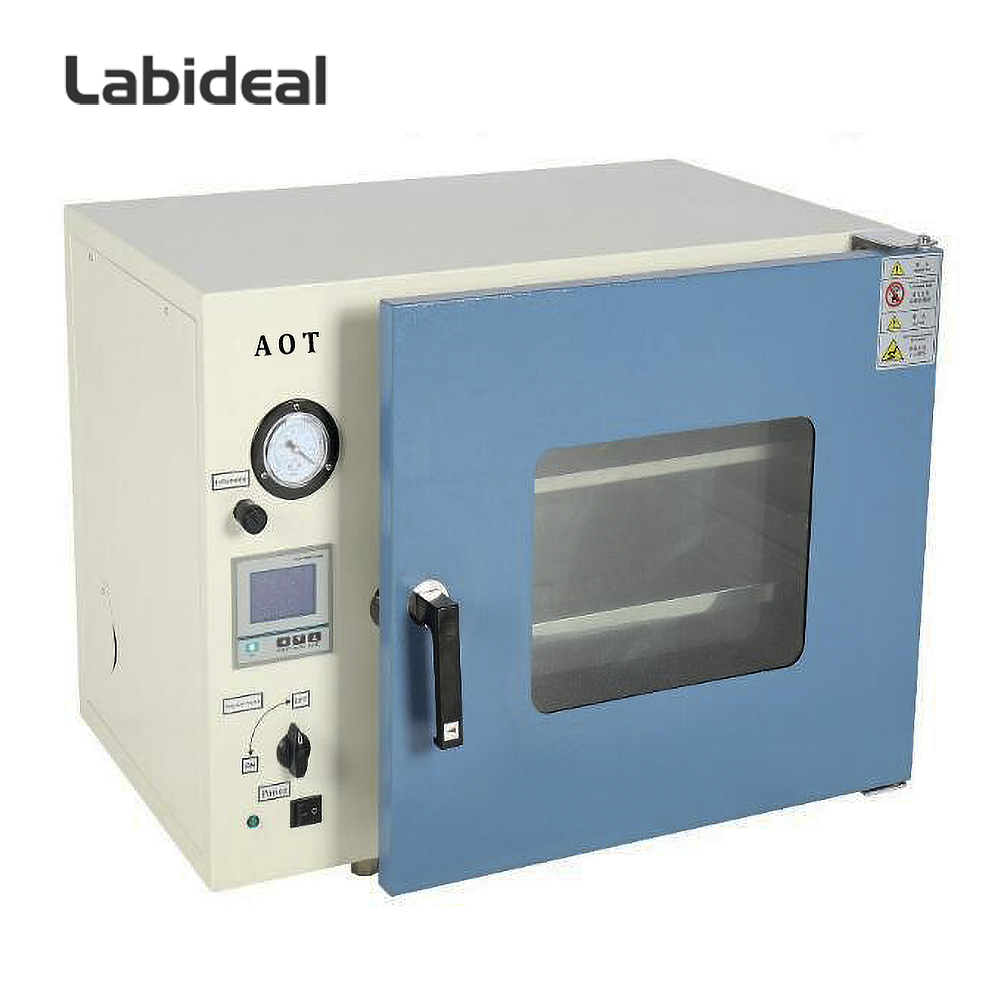 Lab 25L 250C Vacuum Drying Oven with Stainless Steel Chamber