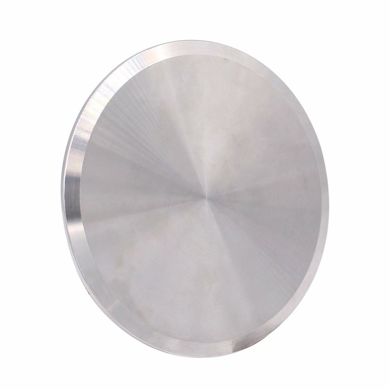 KF10 Blank Flange Blind Flange Cap Vacuum Fitting SS 304