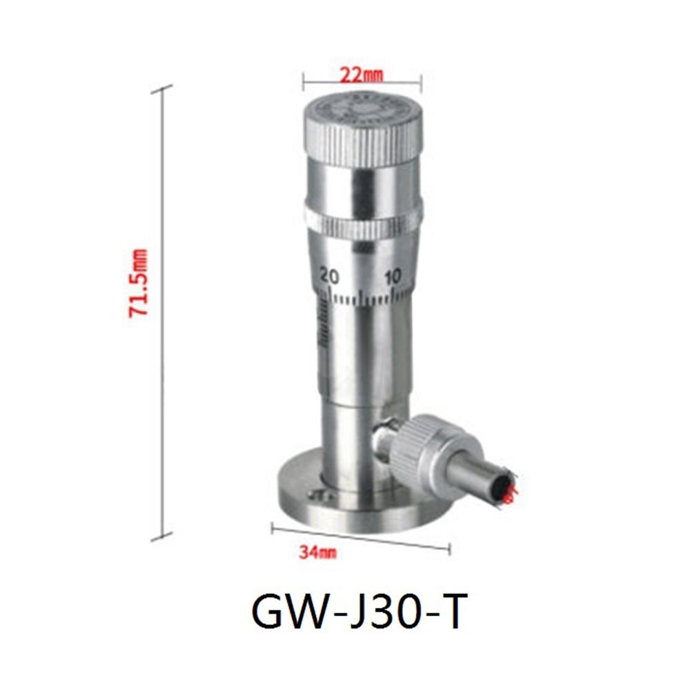 High Vacuum Fine Tuning Valve GW-J30-T