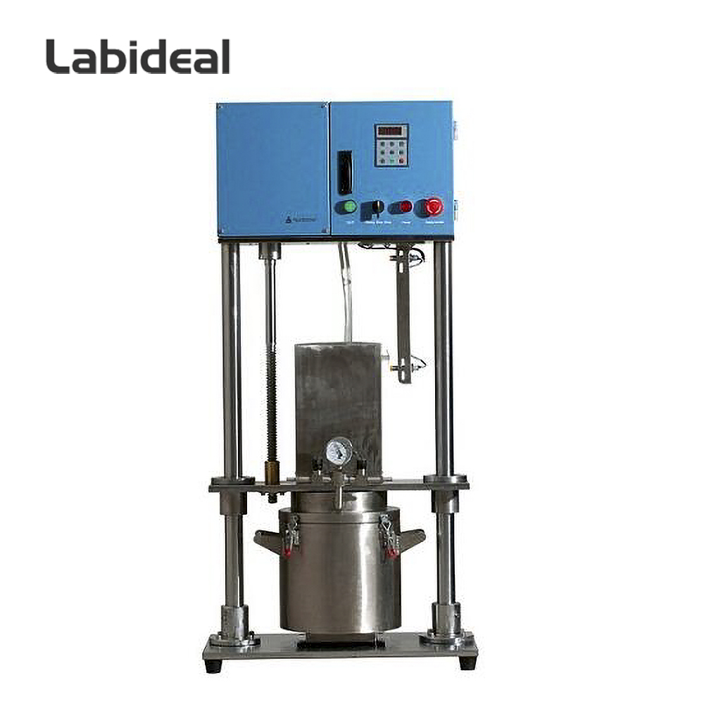 5L Helical Blade Vacuum Mixing Machine Suits for Battery Slurring Making