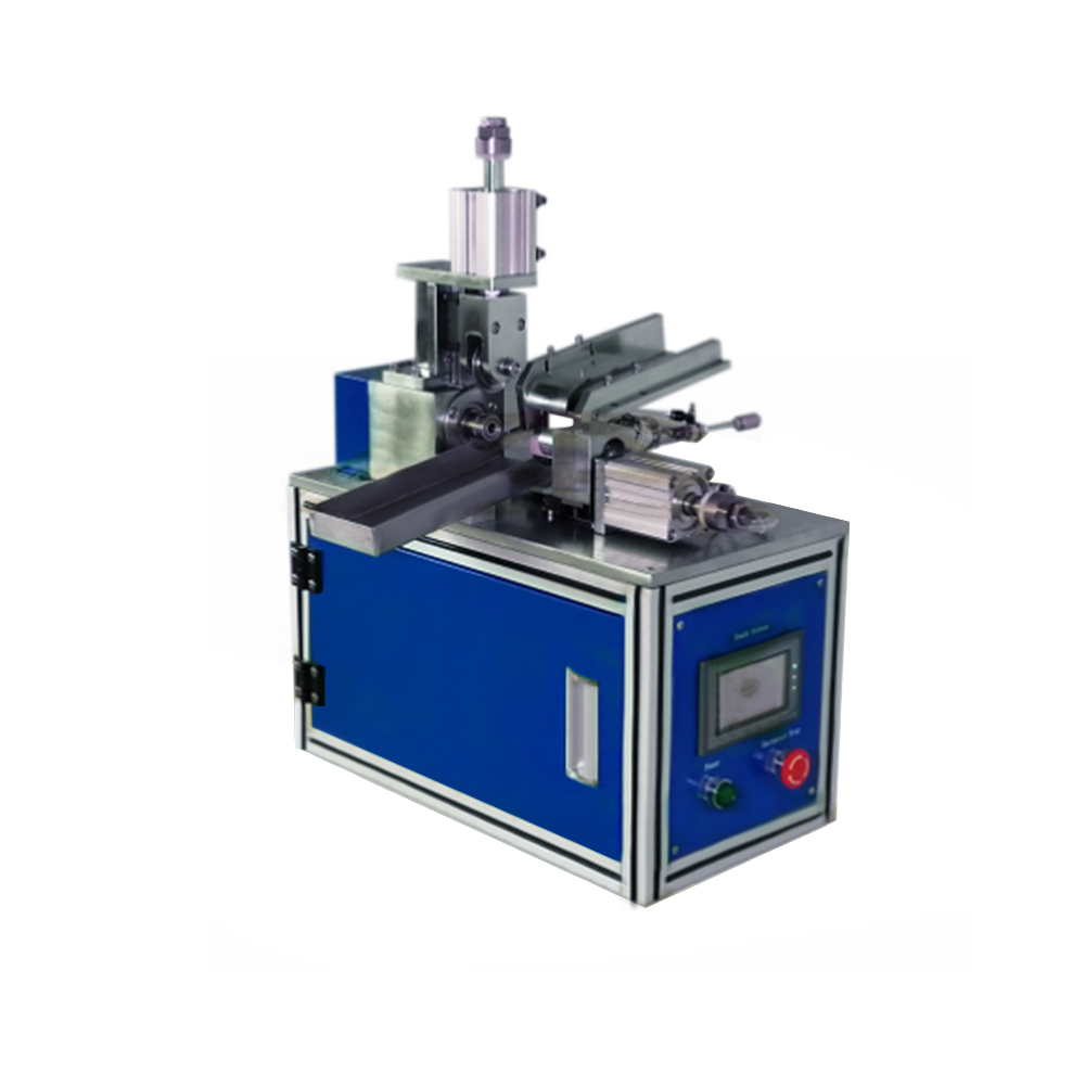 Automatic Cylindrical Battery Roll Groove Machine