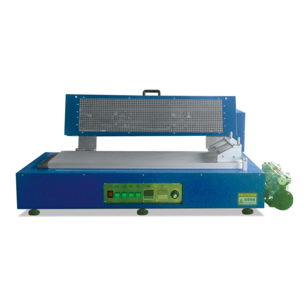 Automatic Film Coating Machine with Dryer 800mm