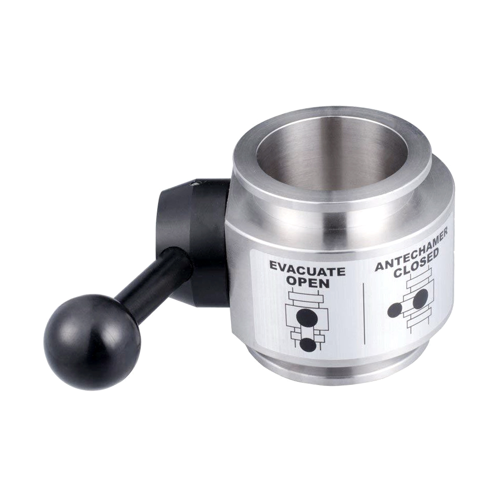 What does the High Platform of the High Platform Flange Ball Valve Mean?