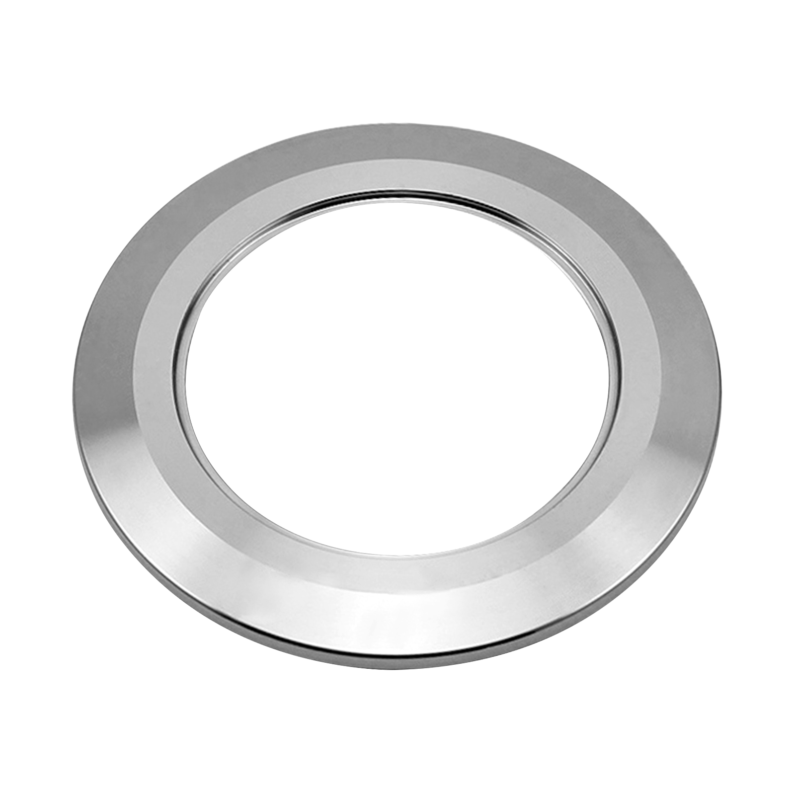 ISO-KF80 Stainless Steel Blank Vacuum Flanges with Bore, 3″