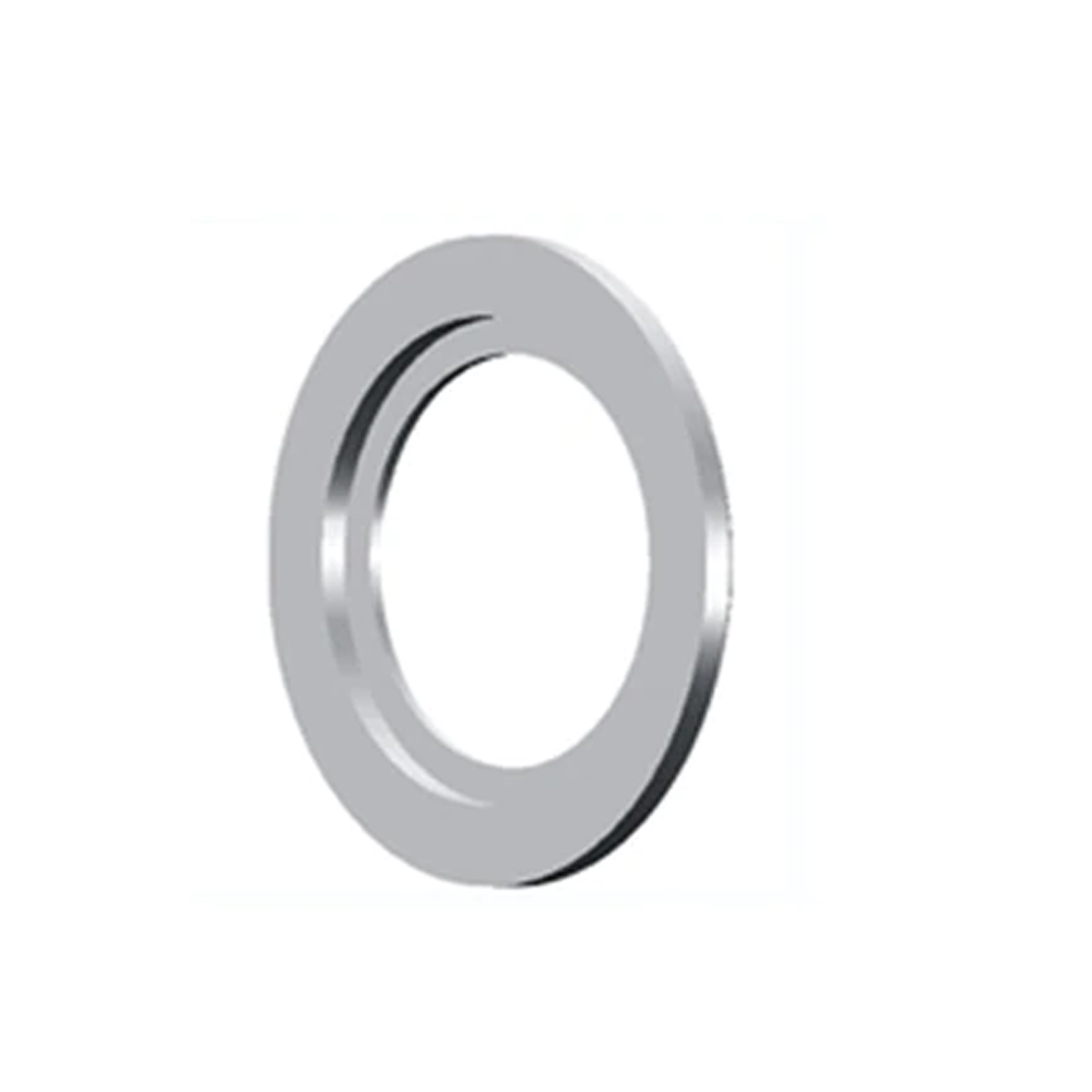 KF10-0.38 NW/KF-10 Bored Weld Flange, Vacuum Fitting Stainless Steel 304