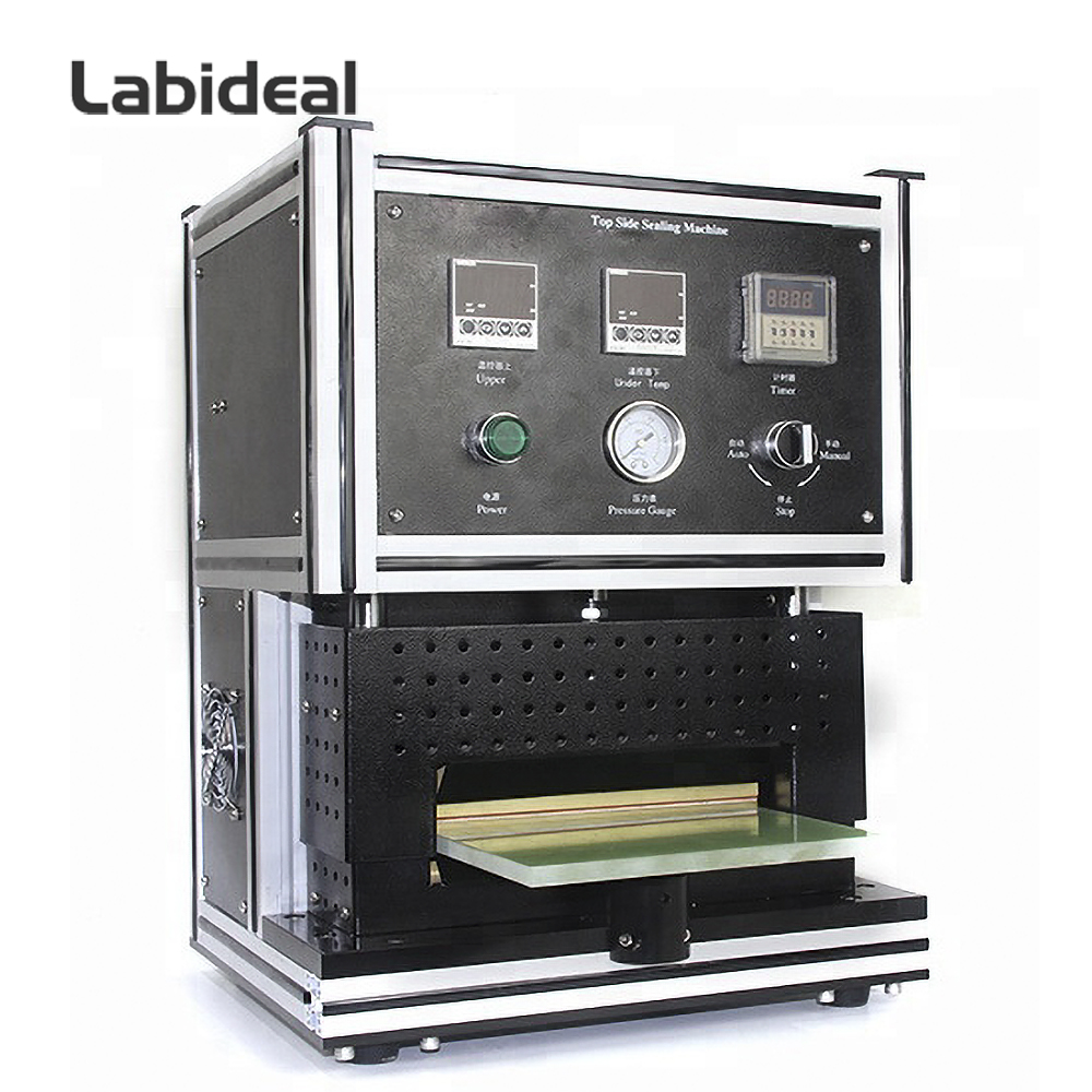 Compact Battery Heat Sealing Machine Suits for Sealing Pouch Cell Case