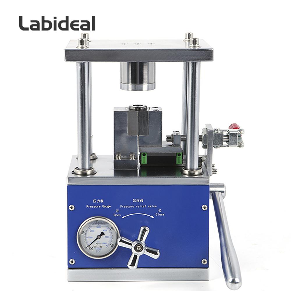Compact Hydraulic Sealing Machine