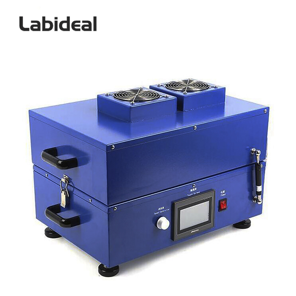 Compact Vacuum Film Coating Machine with Dryer for Battery Electrode