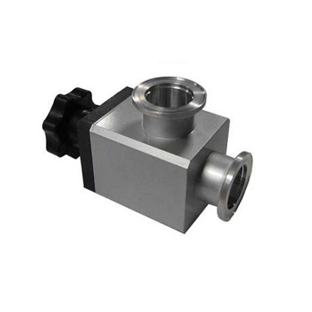 KF16/KF25/KF40/KF50 Aluminum Manual Right Angle Valves