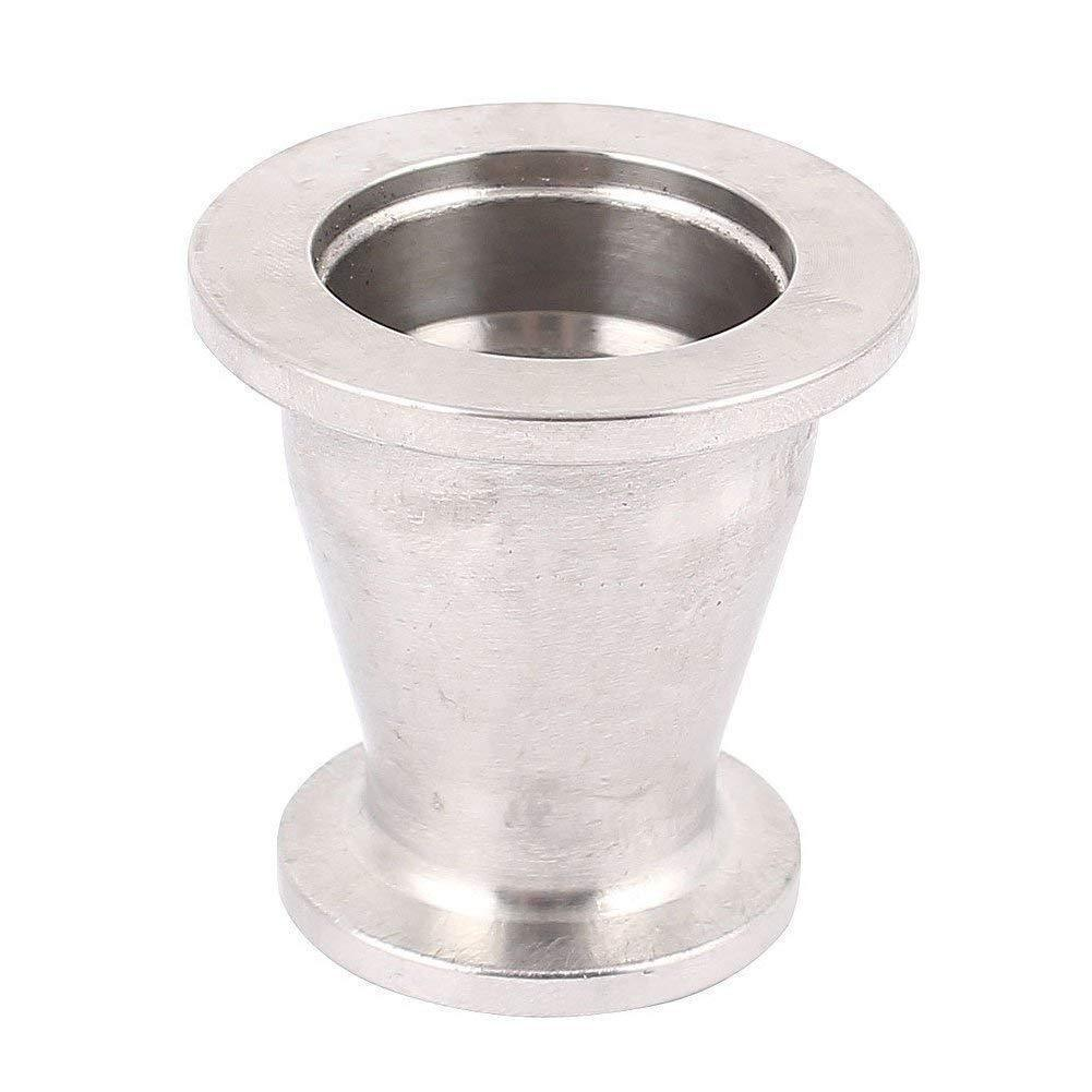 KF-25 (NW-25) to KF-16 (NW-16) Conical Reducer,Vacuum Adapter,Stainless Steel