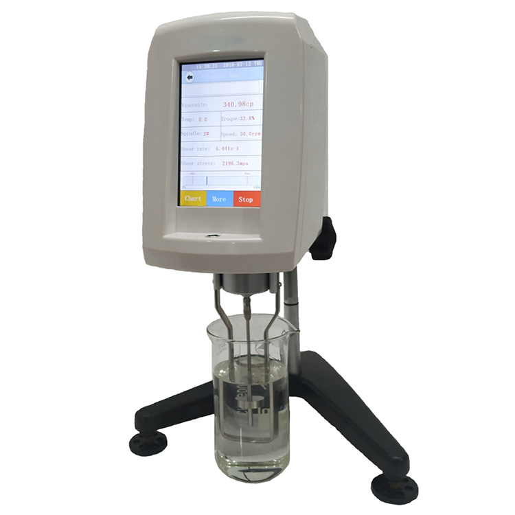 Digital Touch Screen Viscometer for Battery Slurry Checking