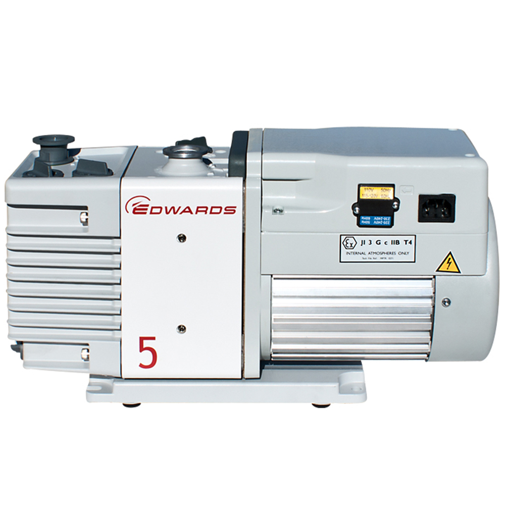 Application of Leybold Vacuum Pump SV100B in Steelmaking