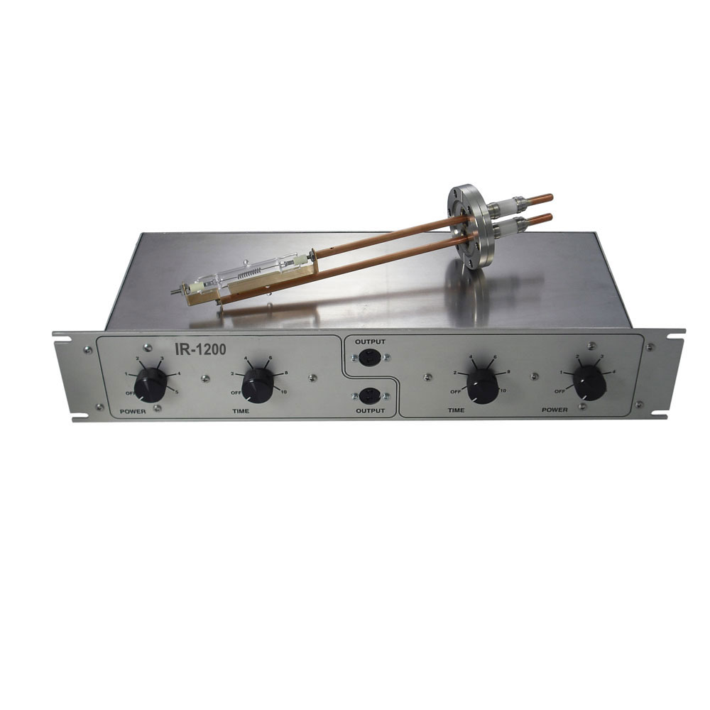 Infrared Vacuum Chambers Bakeout Heaters