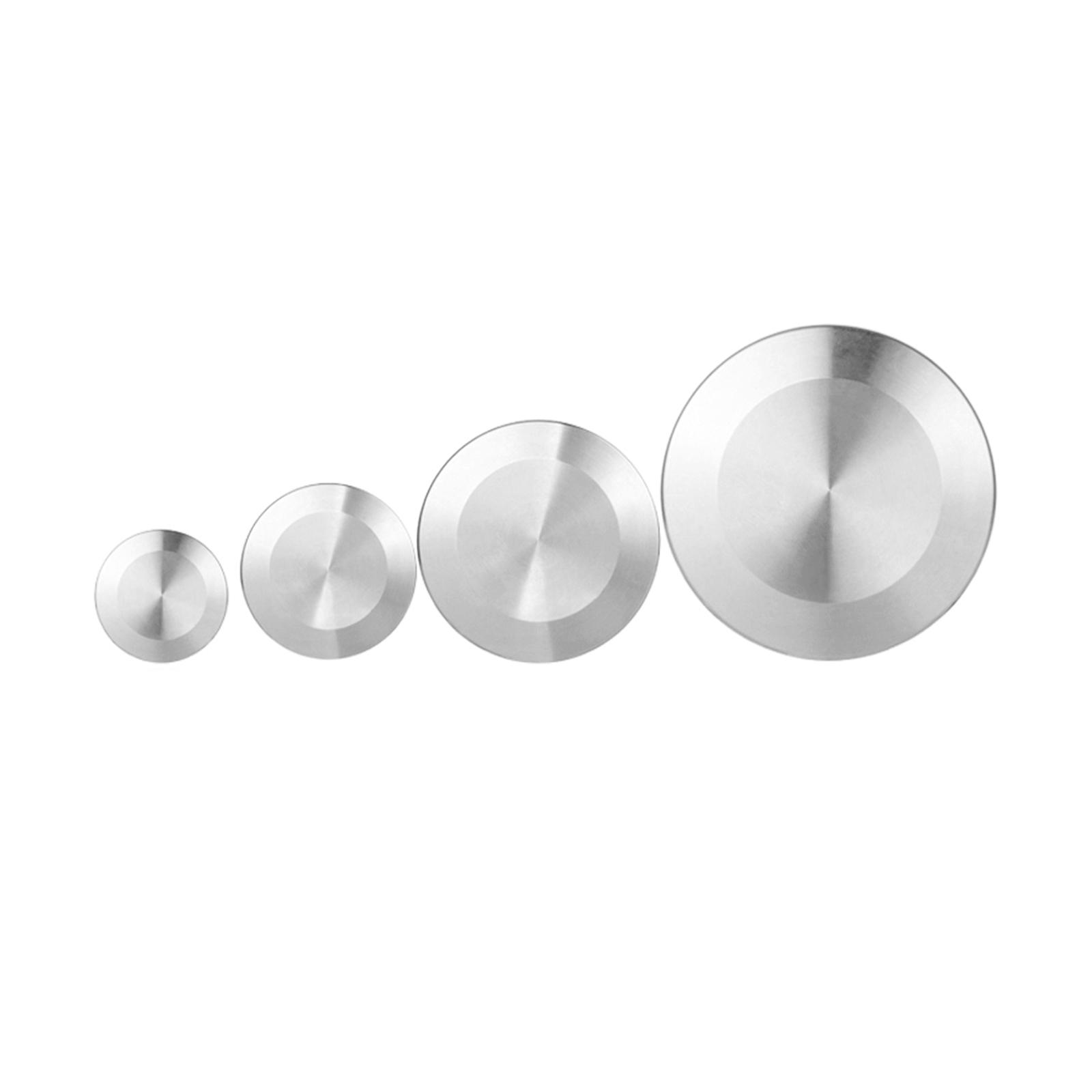 ISO-KF Stainless Steel Blank Vacuum Flanges