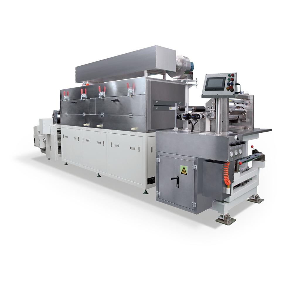 Intermittent High Productivity Coating Machines