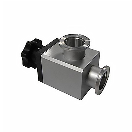 KF Flanged, Manual, Aluminum
