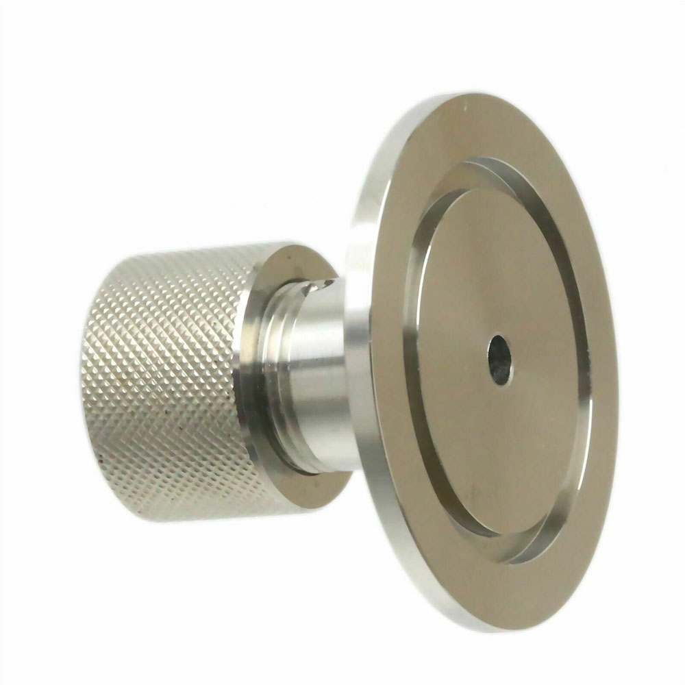 KF25 Stainless steel Flange Vacuum Vent Or Relief Valve For Chamber Vent
