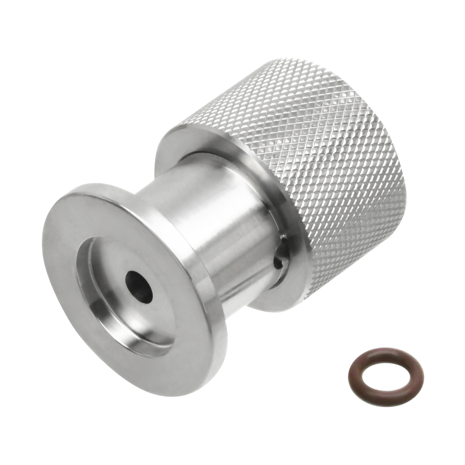 KF16 Flange Stainless Steel Vacuum Vent Valve Or Relief Valve For Vaccum System