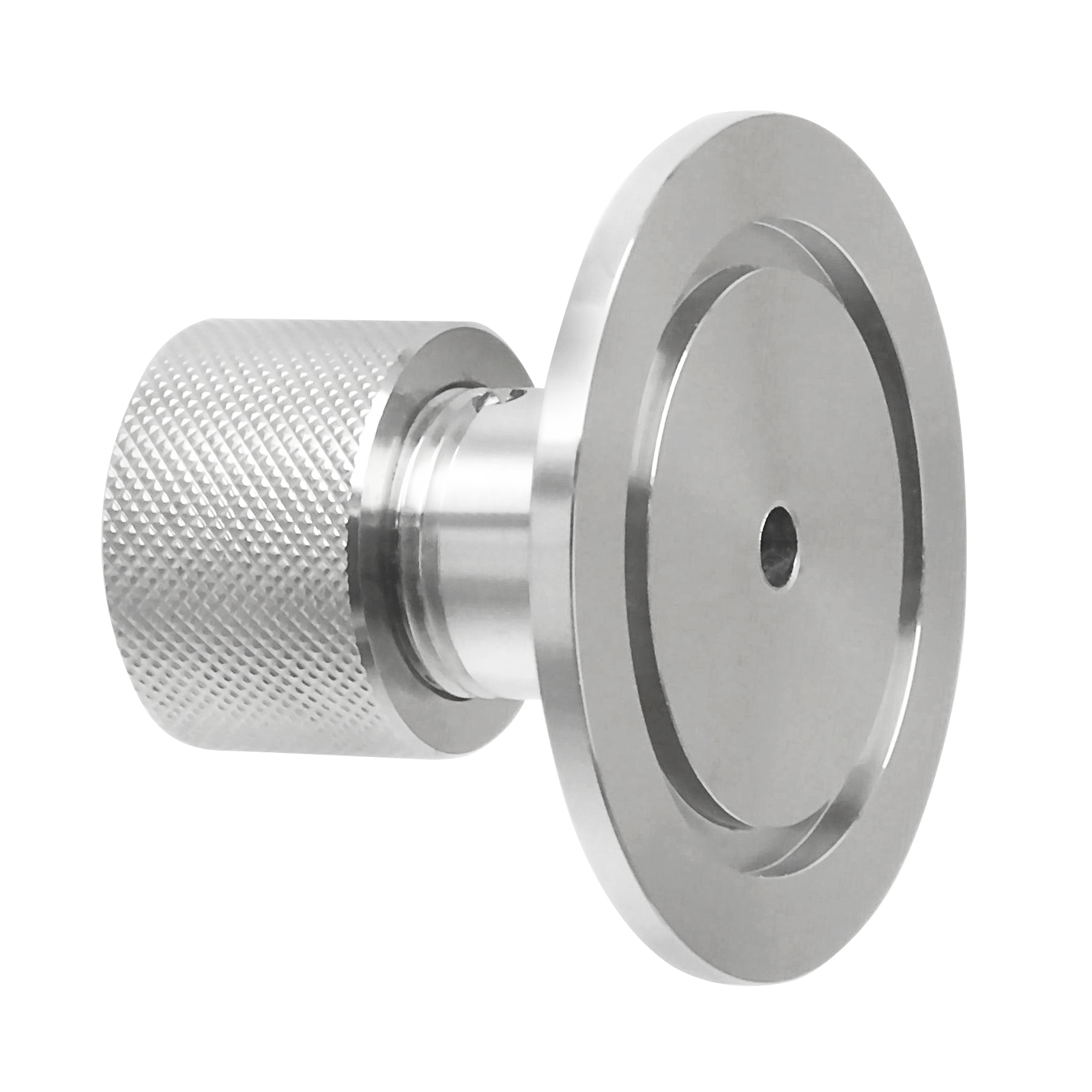 KF40 Flange Stainless Steel Vacuum Vent Valve Or Relief Valve For Vaccum System