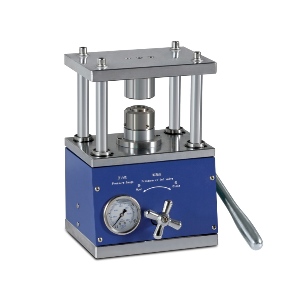 Laboratory Manual Hydraulic Press Powder Cake Machine