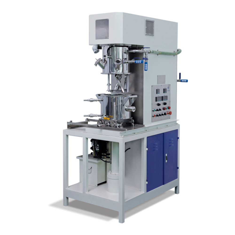 Laboratory Planetary Vacuum Mixer Machine