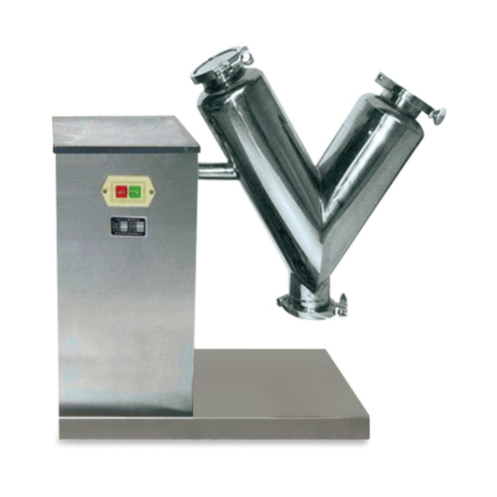 Laboratory Small V-shaped Mixer