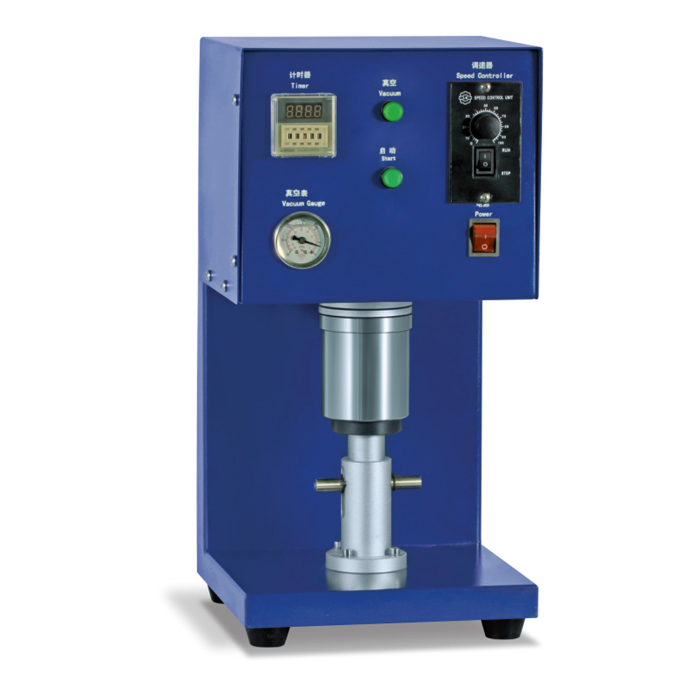 Laboratory Vacuum Mixer Machine