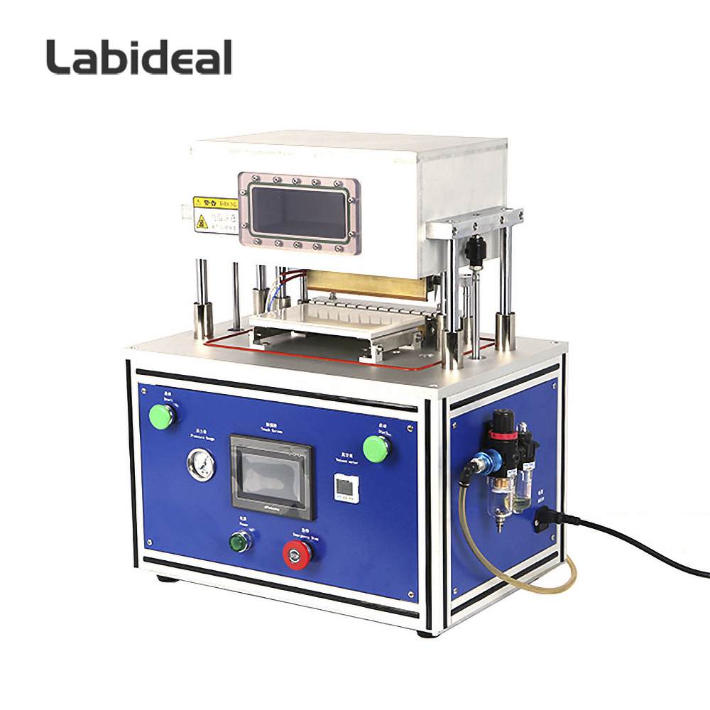 Lithium Battery Vacuum Heat Sealing Machines for Pouch Cell Second Final Sealing