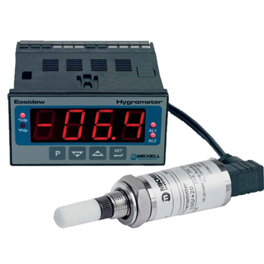 Michell Instruments Easidew Online Dew Point Hygrometer + Monitor