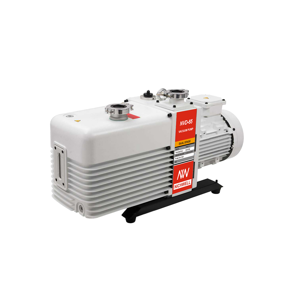 NEW NICHWELL NVD-65  45.9cfm Corrosion-Resist Commercial Grade 2-Stage Vacuum Pump