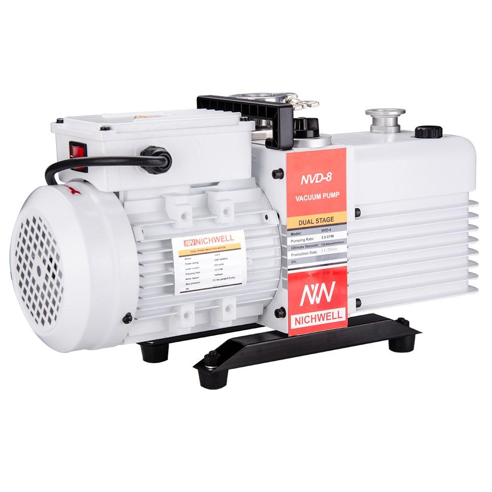 Vacuum Pump Repair and Maintenance Methods