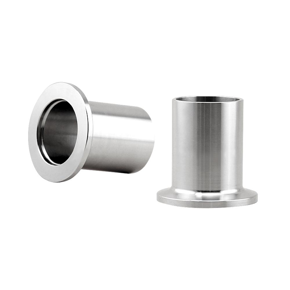 NW/KF Weld Stub Flange, Vacuum Fitting Stainless Steel 304